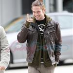 Jackson Rathbone with bandmates in Vancouver  46126