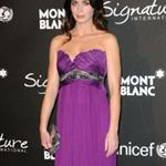 Emily Blunt at the MontBlanc Signature for Good Charity Gala 33227