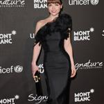 Christina Ricci at the MontBlanc Signature for Good Charity Gala 33232