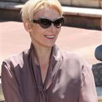 Tilda Swinton at the Moonrise Kingdom photocall  during the 65th Cannes Film Festival  114672