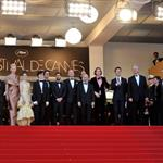 Cast and crew of Moonrise Kingdom attend the opening ceremony premiere during the 65th Annual Cannes Film Festival  114742