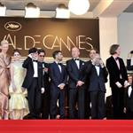 Cast and crew of Moonrise Kingdom attend the opening ceremony premiere during the 65th Annual Cannes Film Festival  114744