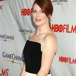 Julianne Moore at the premiere of Game Change last night 108467