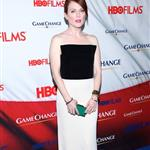 Julianne Moore at the premiere of Game Change last night 108470