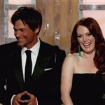 Rob Lowe and Julianne Moore at the 2012 Golden Globe Awards 102883