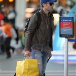 Matthew Morrison in Vancouver for the Olympics  55512