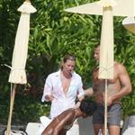 Kate Moss and Naomi Campbell on holiday in Thailand 52936
