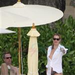 Kate Moss on holiday in Thailand 52950