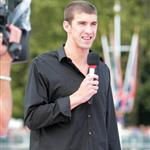 Michael Phelps spends time in Portugal and then heads to London for official Beijing London handover 23969