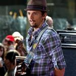 Jason Mraz performs on The Today Show August 2009 44323
