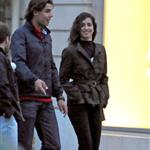 Rafael Nadal with girlfriend Xisca in Paris as he goes for 5 straight French Open titles 39743