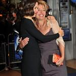 Emma Thompson and Maggie Gyllenhaal at the UK premiere of Nanny McPhee and the Big Bang 57526
