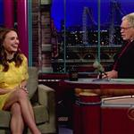 David Letterman gushes over Natalie Portman in Black Swan  73498