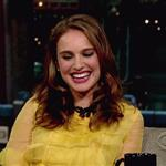 David Letterman gushes over Natalie Portman in Black Swan  73500