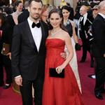 Natalie Portman and Benjamin Millepied at the 84th Annual Academy Awards  107501