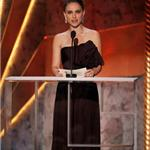 Natalie Portman at the 2012 SAG Awards 104205