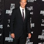 Nicklas Lidstrom at NHL Awards  88341