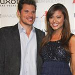 Nick Lachey Vanessa Minnillo birthday Vegas LAX 14501