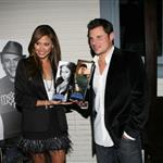 Nick Lachey and Vanessa Minnillo promote their vodka in Hollywood 52038