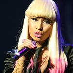 Nicki Minaj performs live at the Hammerstein Ballroom with friends New York City 73712