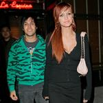 Nicole Richie Joel Madden have dinner with Ashlee Simpson Pete Wentz in New York 19472