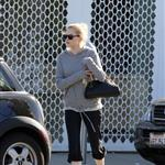 Emma Stone leaves pilates class April 2011 82710