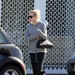 Emma Stone leaves pilates class April 2011 82711