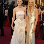 Gwyneth Paltrow and Nicole Kidman worst dressed at Oscars 2011  80493