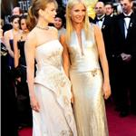 Gwyneth Paltrow and Nicole Kidman worst dressed at Oscars 2011  80496