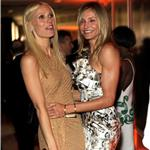 Gwyneth Paltrow and Cameron Diaz at the Vanity Fair Afterparty 80499