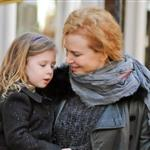 Nicole Kidman and Keith Urban out in New York City with daughter Sunday Rose 101028