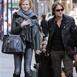 Nicole Kidman and Keith Urban out in New York City with daughter Sunday Rose 101029
