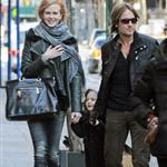 Nicole Kidman and Keith Urban out in New York City with daughter Sunday Rose 101037