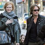 Nicole Kidman and Keith Urban out in New York City with daughter Sunday Rose 101038