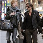 Nicole Kidman and Keith Urban out in New York City with daughter Sunday Rose 101039