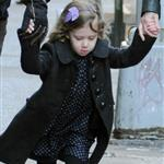 Nicole Kidman and Keith Urban out in New York City with daughter Sunday Rose 101046