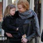 Nicole Kidman and Keith Urban out in New York City with daughter Sunday Rose 101051