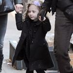 Nicole Kidman and Keith Urban out in New York City with daughter Sunday Rose 101053