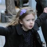Nicole Kidman and Keith Urban out in New York City with daughter Sunday Rose 101060
