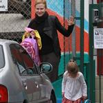 Nicole Kidman picks up daughter Sunday Rose from school 105164