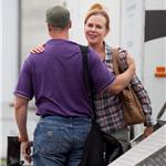 Nicole Kidman on the set of The Paperboy August 2011 91474