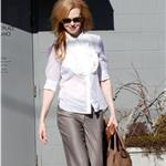 Nicole Kidman is seen leaving Joan's on 3rd after having lunch with a couple of girlfriends 103932