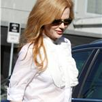 Nicole Kidman is seen leaving Joan's on 3rd after having lunch with a couple of girlfriends 103938
