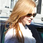 Nicole Kidman is seen leaving Joan's on 3rd after having lunch with a couple of girlfriends 103939
