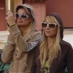 Nicole Richie and Paris Hilton before the breakup 76095