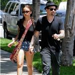 Nicole Richie Joel Madden together to see an art show August 2010  66406