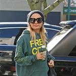 Nicole Richie works out before wedding  74526