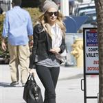 Nicole Richie leaves the gym in LA March 2011 82301