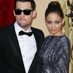 Nicole Richie and Joel Madden at the Oscars 2010 56164