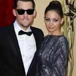 Nicole Richie and Joel Madden at the Oscars 2010 56165